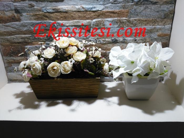 Evde Çiçek Yaparak Para Kazanma Ek İş
